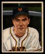 1950 Bowman #235 Tookie Gilbert EX RC Rookie