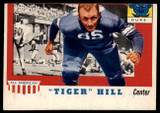 1955 Topps All American #60 Tiger Hill VG/EX