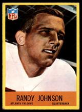1967 Philadelphia #4 Randy Johnson Excellent RC Rookie ID: 141210