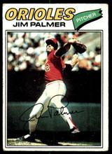 1977 Topps #600 Jim Palmer Very Good