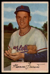 1954 Bowman #3 Marion Fricano EX++ ID: 55926