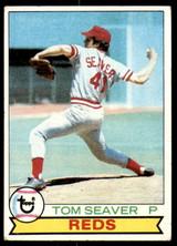 1979 Topps #100 Tom Seaver DP Very Good  ID: 186039