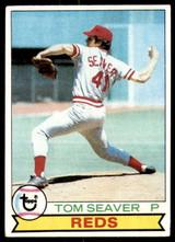 1979 Topps #100 Tom Seaver DP Very Good  ID: 186043