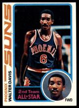 1978-79 Topps #10 Walter Davis NM RC Rookie ID: 78233