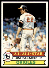 1979 Topps #340 Jim Palmer Excellent+  ID: 186055