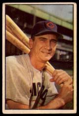 1953 Bowman Color #48 Hank Sauer G