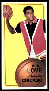 1970-71 Topps #84 Bob Love EX/NM  ID: 92929