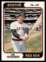 1974 Topps #280 Carl Yastrzemski EX++ ID: 77846