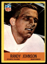 1967 Philadelphia #4 Randy Johnson EX++ Excellent++ RC Rookie