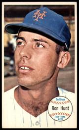 1964 Topps Giants #6 Ron Hunt Ex-Mint  ID: 182858