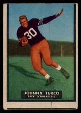 1951 Topps #15 Johnny Turco VG  ID: 83809