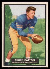 1951 Topps #18 Bruce Patton VG  ID: 83813