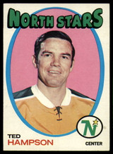 1971-72 Topps #101 Ted Hampson Ex-Mint  ID: 167081