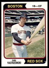 1974 Topps #280 Carl Yastrzemski EX++ ID: 76672