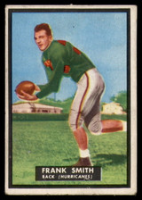 1951 Topps #50 Frank Smith VG  ID: 83841