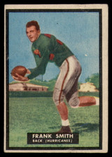 1951 Topps #50 Frank Smith VG  ID: 83842
