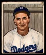1950 Bowman #223 Jim Russell VG ID: 71046