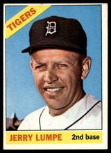 1966 #161 Jerry Lumpe Excellent+