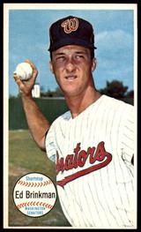1964 Topps Giants #27 Ed Brinkman Ex-Mint  ID: 183016