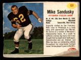 1962 Post Cereal #131 Mike Sandusky Good