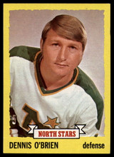 1973-74 Topps #177 Dennis O'Brien NM-Mint RC Rookie
