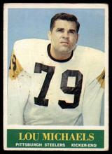 1964 Philadelphia #147 Lou Michaels Very Good  ID: 180536