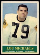 1964 Philadelphia #147 Lou Michaels Very Good  ID: 180537