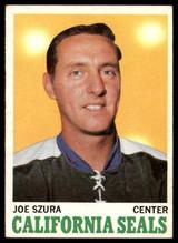 1970-71 Topps #73 Joe Szura Ex-Mint