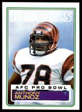 1983 Topps #240 Anthony Munoz NM-Mint  ID: 187470