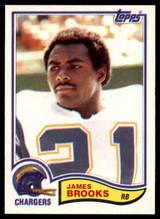 1982 Topps #226 James Brooks NM-Mint RC Rookie ID: 151448