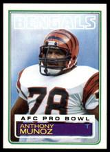 1983 Topps #240 Anthony Munoz NM-Mint  ID: 151452