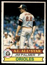 1979 O-Pee-Chee #174 Jim Palmer Very Good