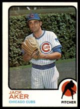 1973 Topps #262 Jack Aker NM-Mint