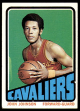 1972-73 Topps #43 John Johnson Excellent+