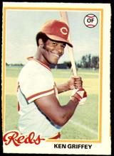 1978 O-Pee-Chee #140 Ken Griffey Sr. Ex-Mint  ID: 188616