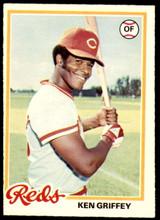 1978 O-Pee-Chee #140 Ken Griffey Sr. Ex-Mint  ID: 188618