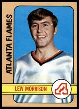 1972-73 Topps #58 Lew Morrison NM-Mint  ID: 133072