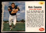 1962 Post Cereal #109 Rick Casares Good