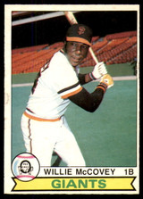 1979 O-Pee-Chee #107 Willie McCovey Very Good