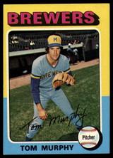 1975 Topps #28 Tom Murphy NM-Mint  ID: 181624
