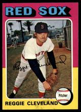 1975 Topps #32 Reggie Cleveland NM-Mint  ID: 181626