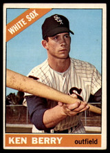 1966 Topps #127 Ken Berry Very Good  ID: 165389