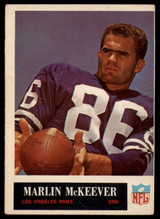1965 Philadelphia #91 Marlin McKeever VG Very Good  ID: 121682