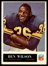 1965 Philadelphia #97 Ben Wilson VG Very Good  ID: 121704
