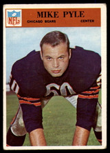 1966 Philadelphia #37 Mike Pyle Very Good