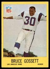 1967 Philadelphia #89 Bruce Gossett VG Very Good
