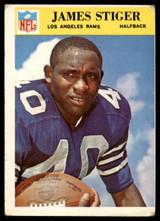 1966 Philadelphia #103 James Stiger VG Very Good