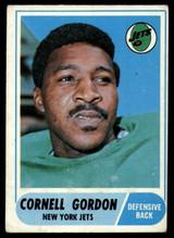 1968 Topps #91 Cornell Gordon Very Good