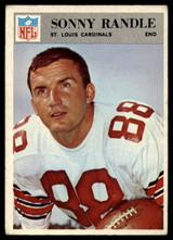 1966 Philadelphia #165 Sonny Randle VG Very Good