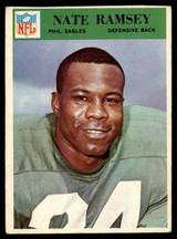 1966 Philadelphia #139 Nate Ramsey Very Good